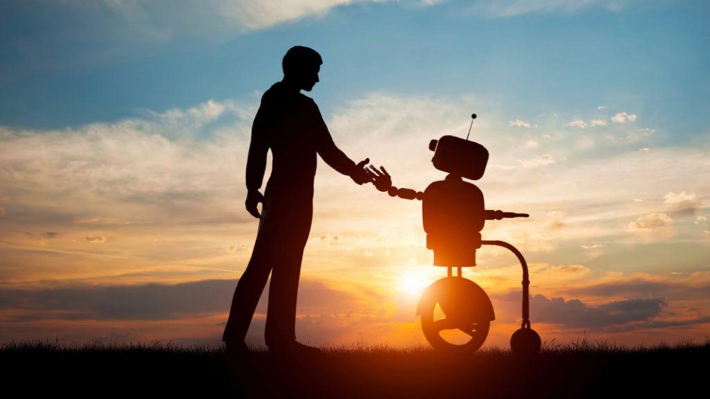 Les 47: Robot als vriend?