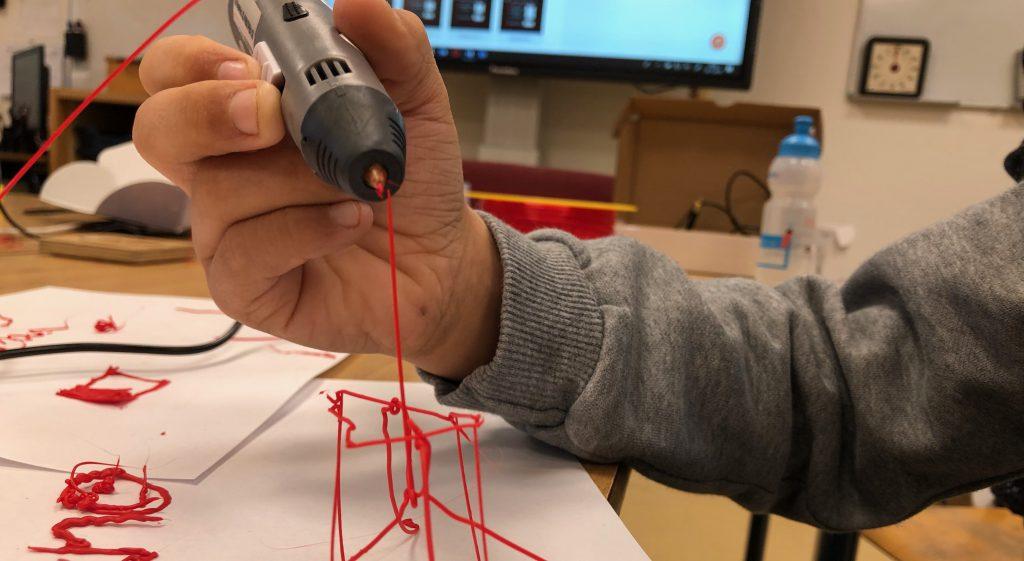 Les 28: 3D print sprint