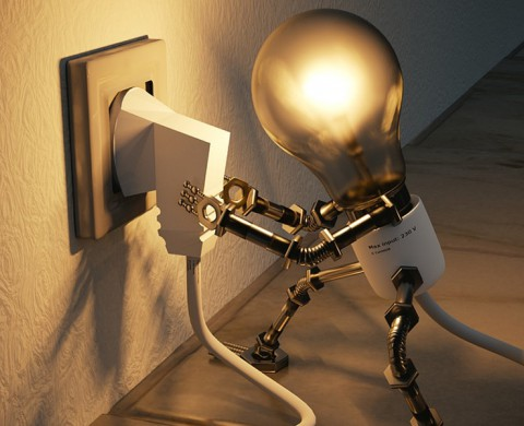 Les 30: Lichtmachine