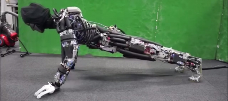 Les 15: De binnenkant van robots
