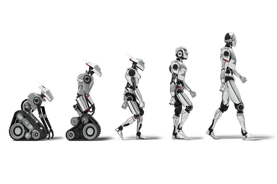Les 41: Robot van de toekomst