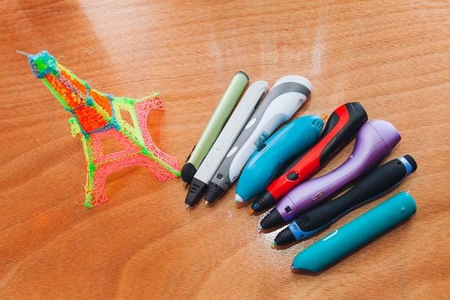 VO Les 1: 3D print sprint